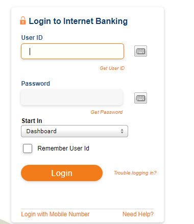 ICICI Bank Internet Banking