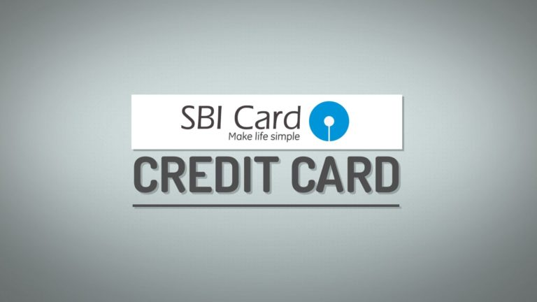 Track SBI Credit Card Application Status Online 2020