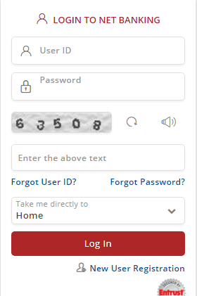 South Indian Bank Internet Banking Login