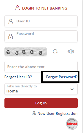 South Indian Bank Internet Banking Password