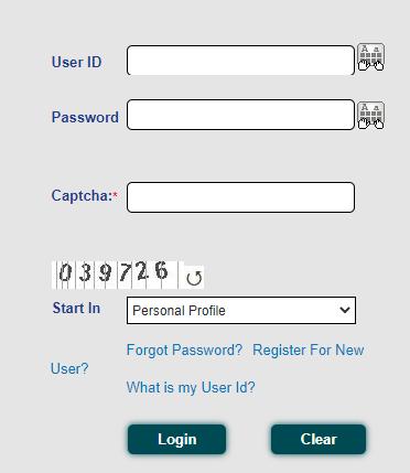 TMB Net Banking login