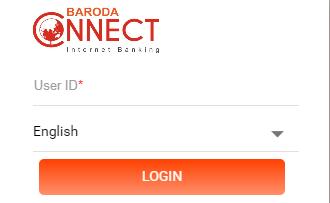 BOB Internet Banking login