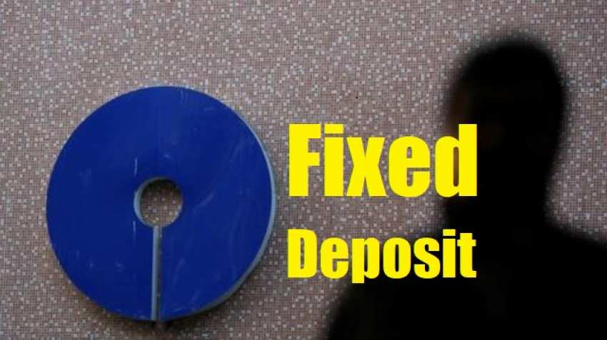 SBI Fixed Deposits – 2019 Revised SBI FD Plans, Features & Interest Rates