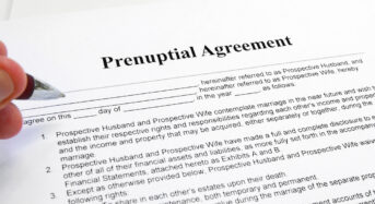 Who Needs a Prenup and How do You make it?