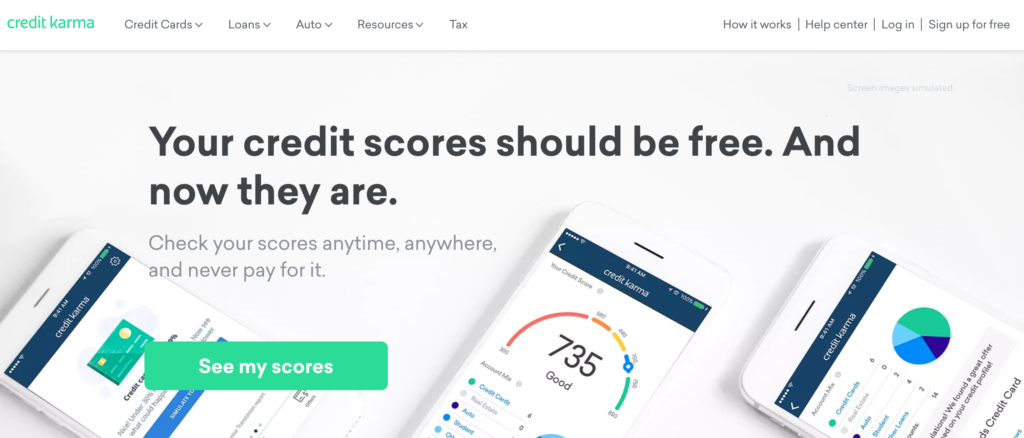 Credit Karma Tax