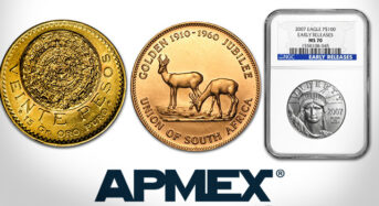 How Apmex Helps you in Buying Gold and Silver Online