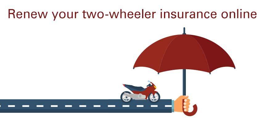Renew two wheeler insurance