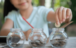 Here's how you can secure a comfortable childhood for your kid by investing in their future