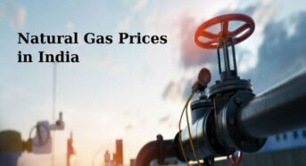 Reasons Influencing the Natural Gas Prices in India